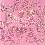 Present 150x150 - Wonderland Coloring Book