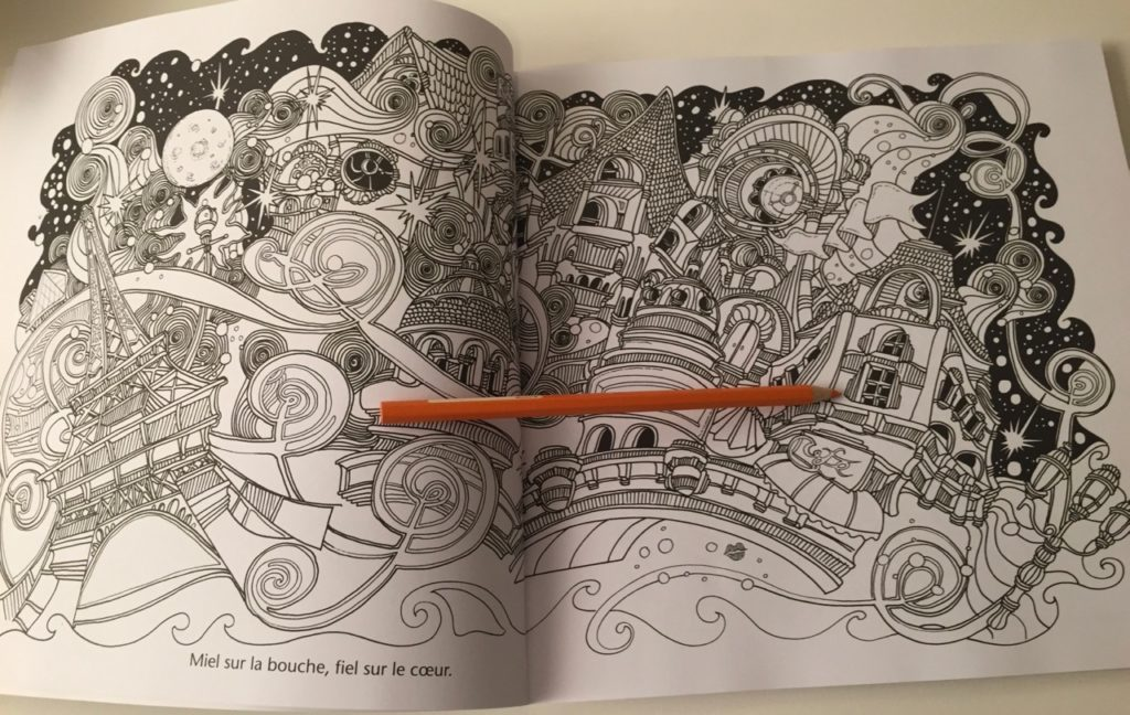 Bon Voyage Coloring Book Review