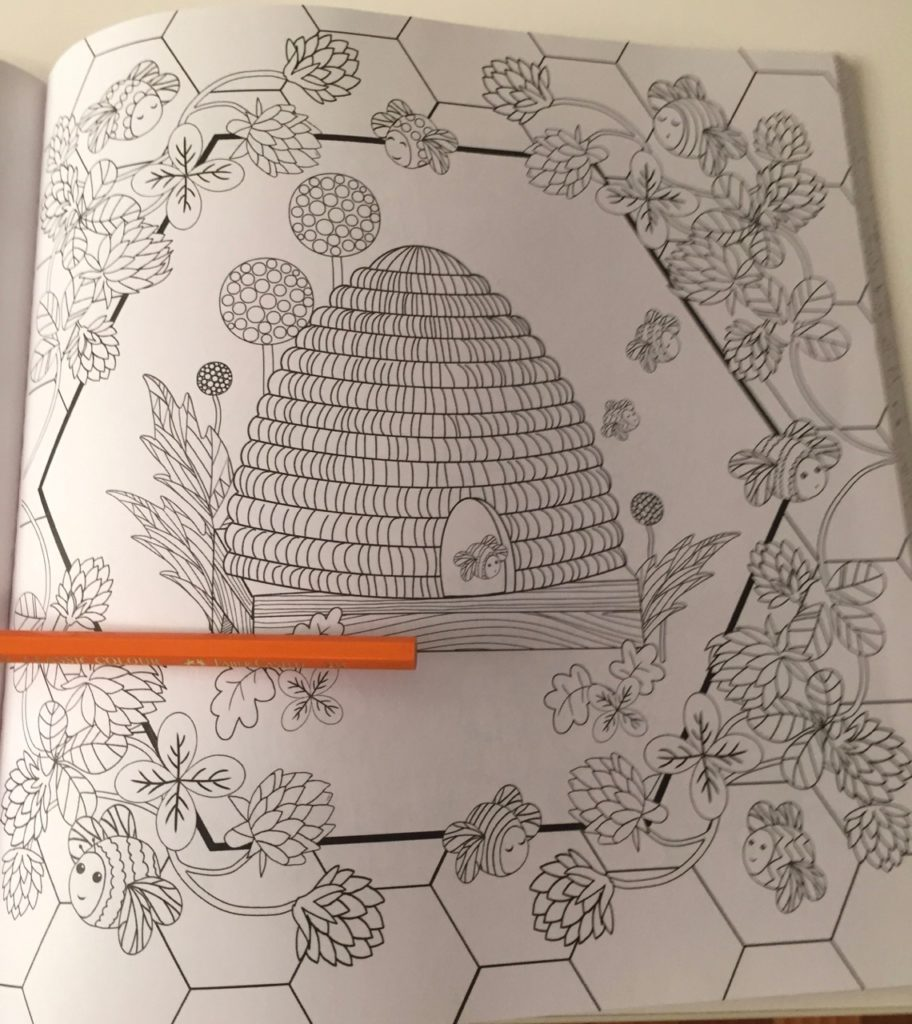 Amazing Grace Colouring Book Review