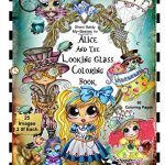 alice mybesties 150x150 - Curious Creatures Coloring Book Review