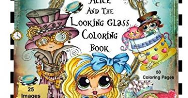 alice mybesties 375x195 - Hidden Nature - A Colouring Escape For Grown Ups