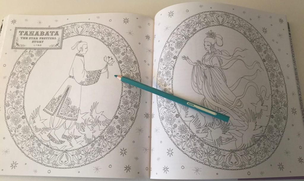 Princesses and Fairies Colouring Book Review