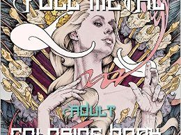 FullMetal 260x195 - The Curious Coloring Book - Faery Forest Review