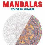 mandalascolorbynumber 150x150 - Curious Creatures Coloring Book Review