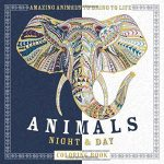 animalsnightandday 150x150 - Magical Forest & Ballerina Theatre 3d Colourscapes  Coloring Book Review