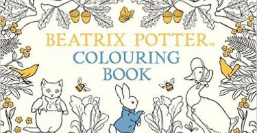Beatrix Potter Colouring Book Review 375x195 - Color Odyssey -  A Creative Coloring Journey