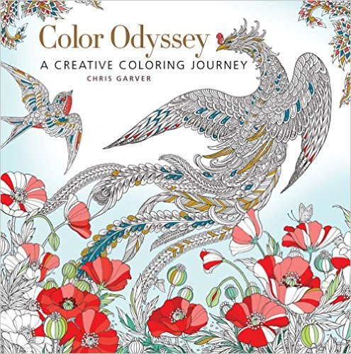ColorOdyssey - Color Odyssey -  A Creative Coloring Journey