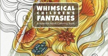 whimsicalchildrensfantasties 375x195 - Fantastic Animals Postcards Review