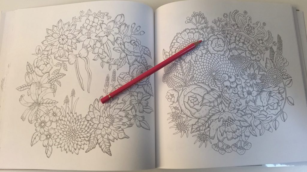 The Mysterious Planets Coloring Book Review