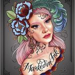 markedinink 150x150 - The Curious Coloring Book - Faery Forest Review