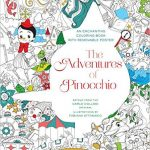 pinnochio 150x150 - The Curious Coloring Book - Faery Forest Review