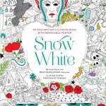 snowwhite 150x150 - Beauty and the Beast Coloring Book Review