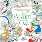 wizard 150x150 - Curious Creatures Coloring Book Review