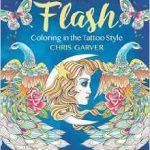 Flash Tattoos Coloring Book 150x150 - Dark Reverie Coloring Book Review