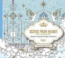 scenesfromheaven 220x195 - Coloring Books - New Releases - October 2016