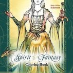 SpiritandFantasy 150x150 - Belles and Blossoms Coloring Book Review