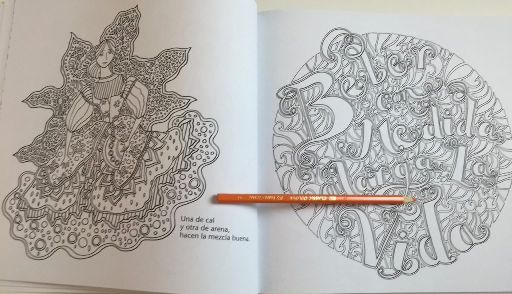 Buena Vista Coloring Book