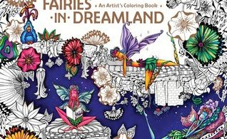 FairiesinDreamland 1 318x195 - Buena Vista - A Colouring Book For Lovers of all things Spanish