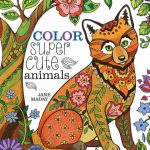 colorsupercuteanimals 150x150 - Enchanted Forest: An Inky Quest and Colouring Book