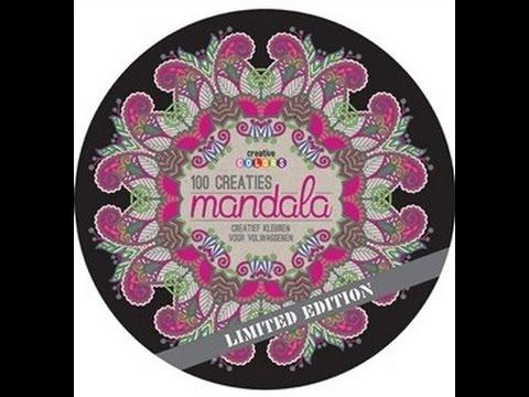 100creaties - 100 Creaties Mandalas (100 Creations) Review