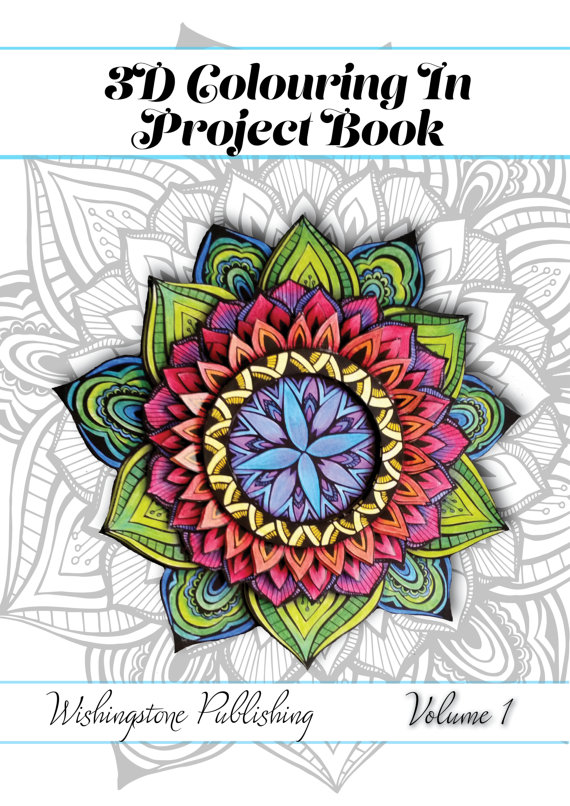 3dcoloringinproject - 3D Coloring In Project - Volume 1 - Review