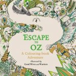 escape to oz 150x150 - Escape To Wonderland  - A Colouring Book Adventure