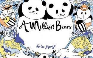 a million bears 312x195 - Curious Creatures Coloring Book Review