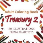 ColoringBookTreasury2 150x150 - Cat Color Coloring Book - Adult Coloring Book Review