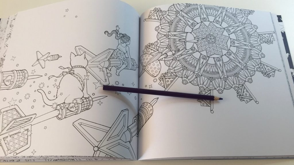The Night Voyage Coloring Book Review
