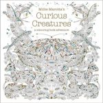 CuriousCreatures 150x150 - Alice's Wonderfilled Adventures Coloring Book