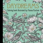 Daydreams coloringbook 150x150 - Summer Nights Coloring Book Review