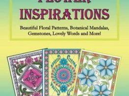 FlowerInspirations 263x195 - The Story of Pandora - A Fantasy Colouring Book