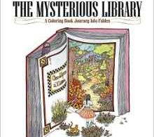 themysteriouslibraryenglishedition 220x195 - Get Coloring With A Color Along