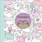 pusheen coloring book 150x150 - Mysterious Cat and His Friends Coloring Book Review