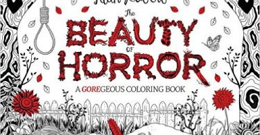 beautyofhorror 375x195 - Colorgami - Coloring and Origami Fun Projects