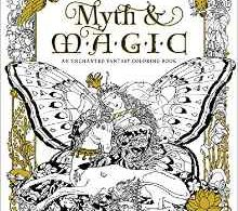 myth 220x195 - Christmas Coloring Books for 2016