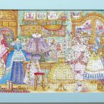 eriy romantic country jigsawpuzzle 150x150 - Ticket to Dreams Coloring Book by Karolina Kubikowska