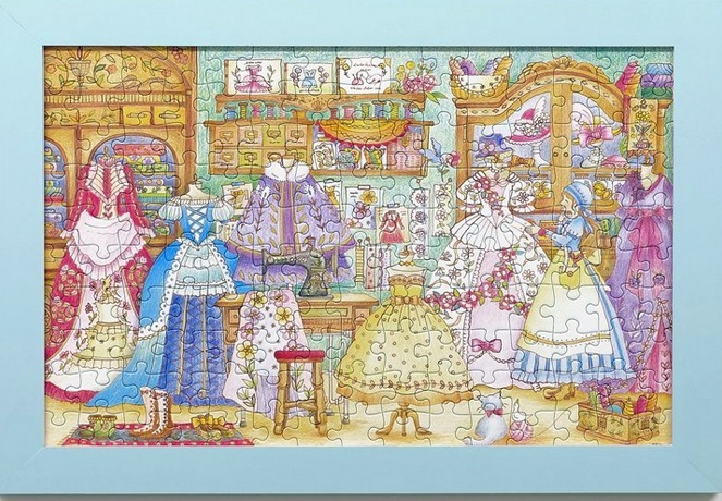 eriy romantic country jigsawpuzzle - Romantic Country Jigsaw Puzzles - Eriy