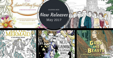 Coloring Book New Releases May 2017 375x195 - Love What You Do Monthly Giveaway - April 2017