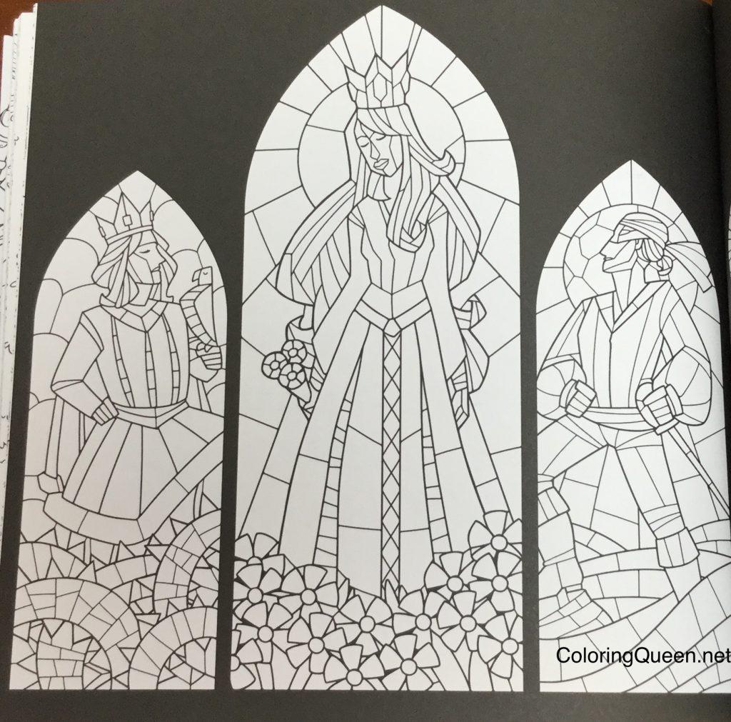 ThePrincessBrideColoringBook 0723 1024x1011 - The Princess Bride:  A Story  Book To Color Review