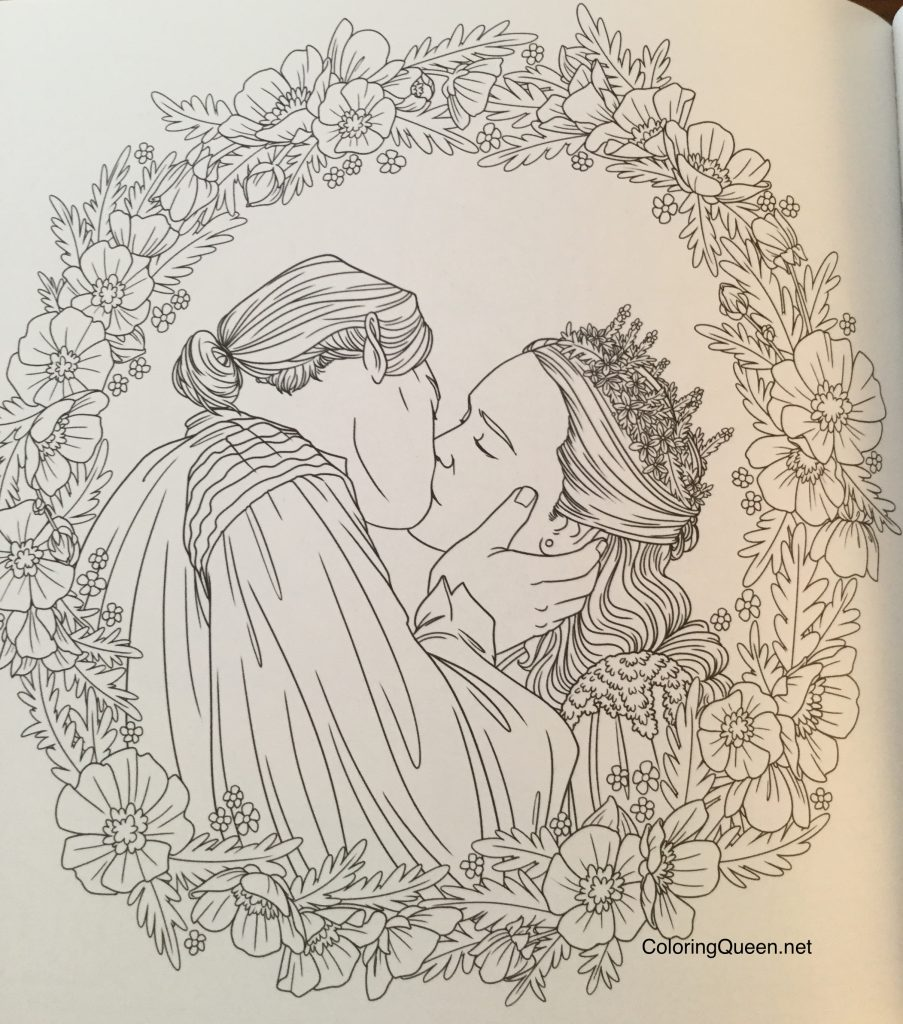 ThePrincessBrideColoringBook 18 903x1024 - The Princess Bride:  A Story  Book To Color Review