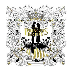 The Princess Bride:  A Story  Book To Color Review