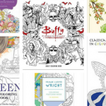 November 2016 150x150 - Coloring Books - New Releases - May 2017