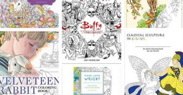 November 2016 375x195 - Lolita Fashion - Coloring Book for Adults