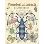 malarbok wonderful insects coloring book 150x150 - Korean Ballet Coloring Book Review