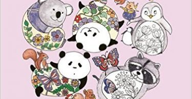 sx388 bo1204203200 375x195 the worlds cutest animal coloring book