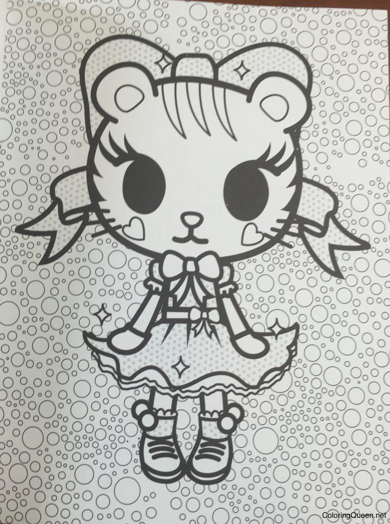All about Tokidoki Coloring Book Tokidoki 9781454921813 Amazon - www ...