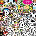 tokidoki 150x150 - Colour for Christmas - The Colouring Book for a Happy Mind