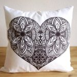 EvelynIllustrationscoloringpillow 150x150 - The Coloring Book of Cards & Envelopes - Christmas