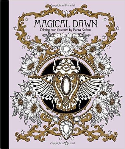 Magical Dawn Coloring Book Review